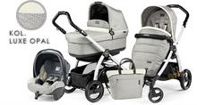 Peg Perego Book 51 S Pop-Up Completo Modular Luxe Opal