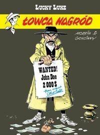 Egmont Łowca Nagród.Tom 33. Lucky Luke