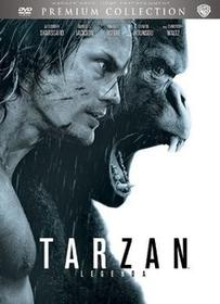 Galapagos Tarzan Legenda Premium Collection DVD) David Yates