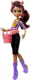 Mattel Monster High Piżama Party CLAWDEEN WOLF