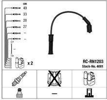 NGK Przewód zapłonowy RC-RN1203 4081