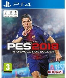 Pro Evolution Soccer 2018 Edycja Standardowa PS4