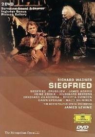 The Metropolitan Opera Orchestra Wagner Siegfried 2 DVD)