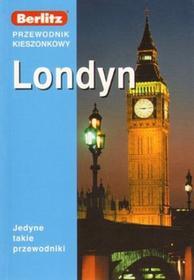 Londyn Przewodnik kieszonkowy + Rozmówki angielskie ze słowniczkiem