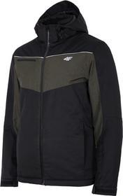 7caf1525e9d33 4F męska kurtka narciarska H4Z17 KUMN002 czarny XL – ceny, dane ...