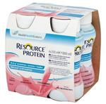 NESTLE Resource Protein 4x200 ml smak truskawkowy