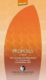 Martina Gebhardt Naturkosmetik Naturkosmetik PROPOLIS Krem do cery suchej i naczynkowej 2 ml 60079
