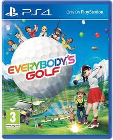 Everybodys Golf 7 PS4