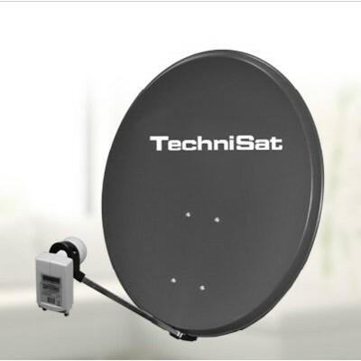 Technisat ANTENA SAT TD 80 TWIN GRAFITOWA 1080/0032