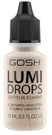 GOSH Gosh Lumi Drops - Płynny rozświetlacz 002 Vanilla
