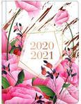 Albi Kalendarz książkowy 18M 2020/2021 Dzika róża