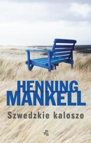 W.A.B. / GW Foksal Szwedzkie kalosze - Henning Mankell