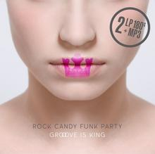 Rock Candy Funk Party Groove Is King Vinyl)
