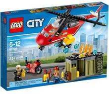 LEGO City Helikopter Strażacki 60108