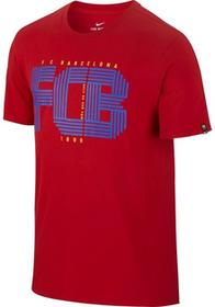 Nike Koszulka FC Barcelona Squad Tee M 832776-687