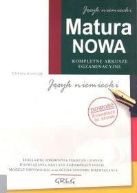 Krawczyk Elżbieta Matura nowa Język niemiecki