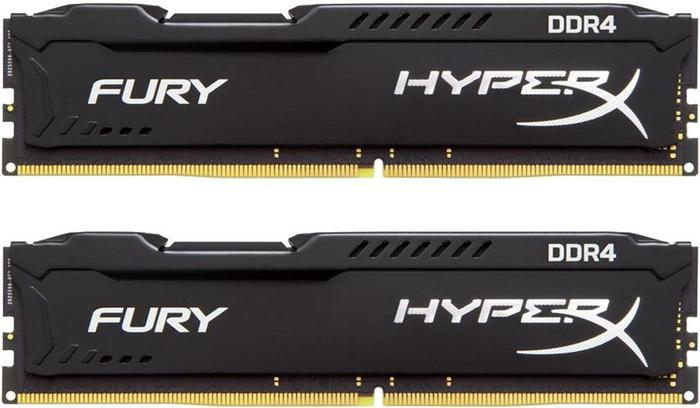 Kingston 8 GB HX421C14FBK2/8 DDR4