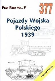 Militaria Pojazdy Wojska Polskiego 1939. Plan Pack vol. V377