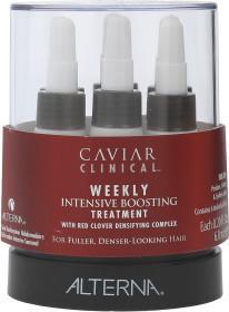 Alterna Caviar Clinical Weekly Intensive Boosting Treatment zestaw Serum w ampułkach 6 x 6 ml dla kobiet