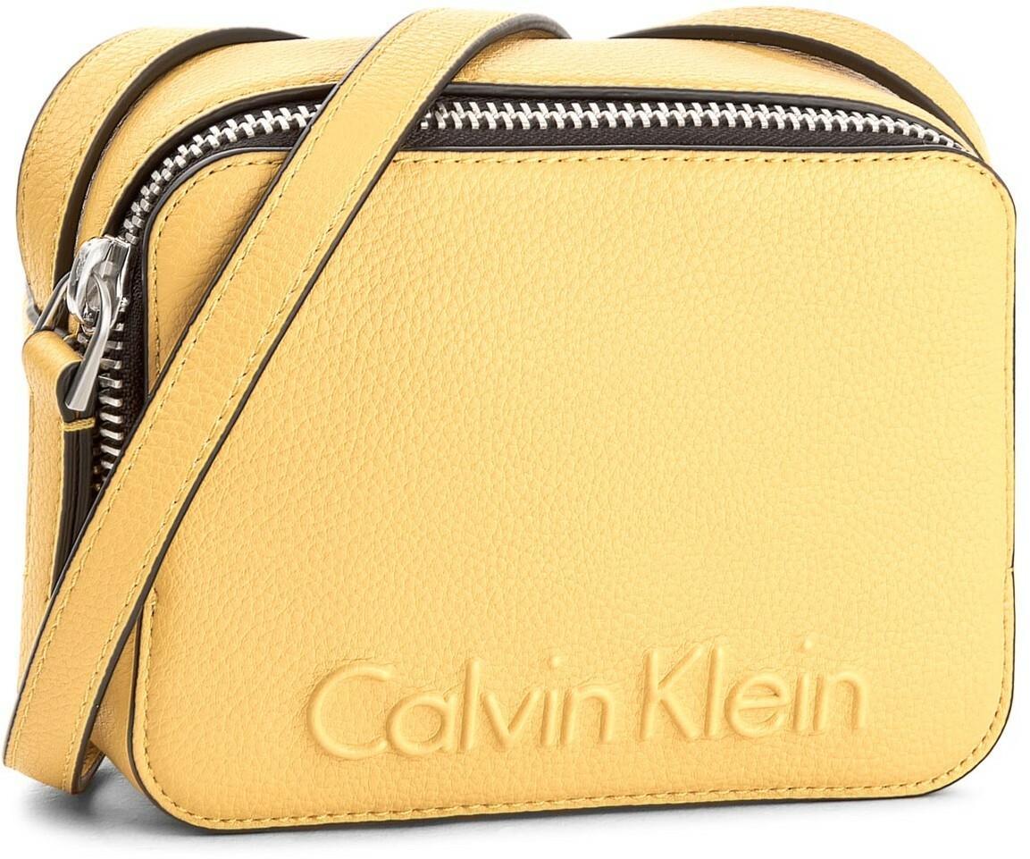 9bf26f4c592aa Calvin Klein Black Label Torebka BLACK LABEL - Edge Small Crossbody  K60K604004 618