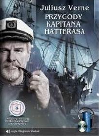 Qes Agency Przygody kapitana Hatterasa (audiobook CD) - Juliusz Verne
