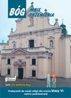 Biblos Religia Bóg mnie przemienia SP kl.6 podręcznik - Praca zbiorowa