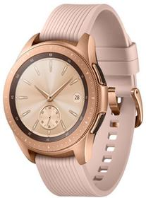 SAMSUNG Galaxy Watch 42mm SM-R810NZDAXEO Rose Gold / Darmowa dostawa