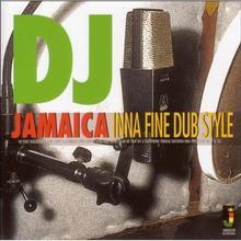 Dennis Alcapone Dj Jamaica - Inna Fine Dub Style. CD Dennis Alcapone