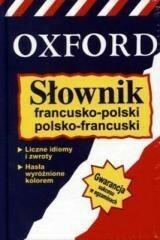 Słownik francusko-polski Oxford nowy - Valerie Grundy, Barnes Jennifer, Katarzyna Podracka