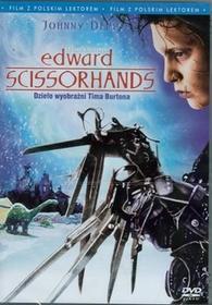 20th Century Fox Edward Nożycoręki DVD) Tim Burton