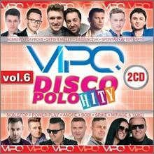 Wydawnictwo Folk Vipo - Disco Polo. Hity vol. 6 CD