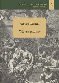 Sub Lupa Wierny pasterz Battista Guarini