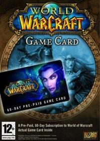 Blizzard Entertainment World of Warcraft - Pre-paid 60 dni