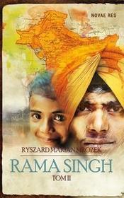 Rama Singh. Tom 2 - Ryszard Marian Mrozek