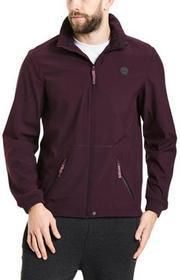 Bench Softshelll Jacket Dark Burgundy BU017)