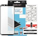 MyScreenProtector Protector Samsung Galaxy S9 - szkło hartowane Protector Diamond Glass Edge 3D - czarne FOSM671FSGLBLK000