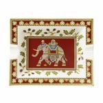 Villeroy & Boch Samarkand Rubin Gifts Popielniczka wymiary: 17 x 21 cm