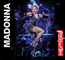 Rebel Heart Tour CD+DVD) Madonna