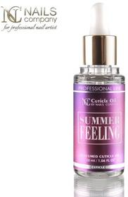 NAILS COMPANY Oliwka do skórek SUMMER FEELING - Nails Company - 30 ml summer-feeling-30ml-nails-company