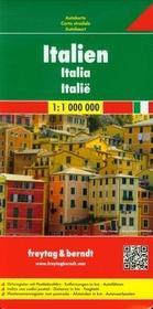 Freytag&berndt Włochy mapa 1:1 000 000 Freytag & Berndt - Freytag & Berndt
