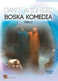 Aleksandria Boska Komedia (audiobook CD) - Dante Alighieri