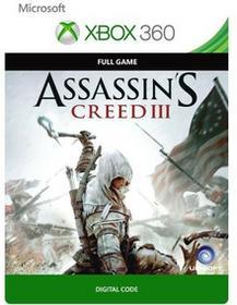 Ubisoft Assassins Creed III [kod aktywacyjny] Dostęp po opłaceniu zakupu