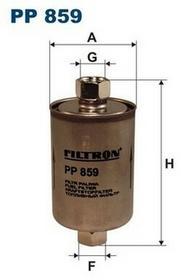 FILTRON PP 850 FILTR PALIWA