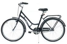 Hellobikes Retro 28 Czarny