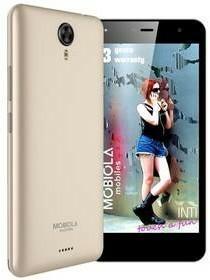 Mobiola INTI 16GB Dual Sim Złoty