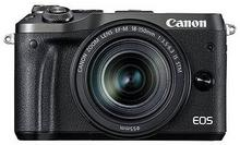 Canon EOS M6 +18-150 IS STM czarny