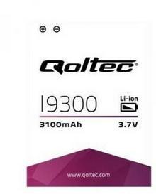 Qoltec Bateria do smartfona Galaxy SIII I9300 I9082, 3100mAh 7710.I9300