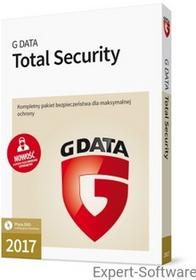 GData Software Total Security 2017 1PC / 1Rok BOX