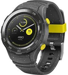 Huawei Watch 2 Sport BT szary - WYPRZEDAŻ - ostatnie sztuki tego produktu. Nie zwlekaj