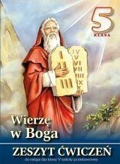 Wydawnictwo Diecezjalne Sandomierz - Edukacja Wierzę w Boga 5 Zeszyt ćwiczeń - WYDAWNICTWO DIECEZJALNE